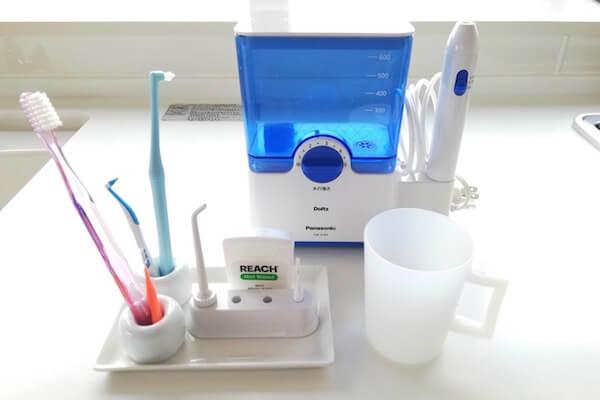 歯列矯正歯磨きグッズ