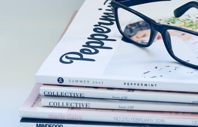 ファッション雑誌売る